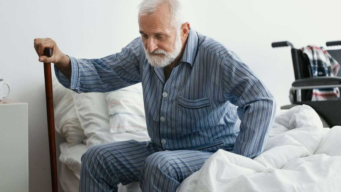 What To Do When Senior's Health Begins To Fail